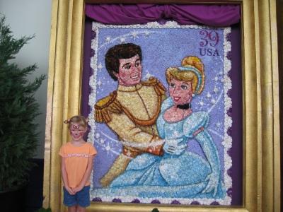 Cinderella Stamp