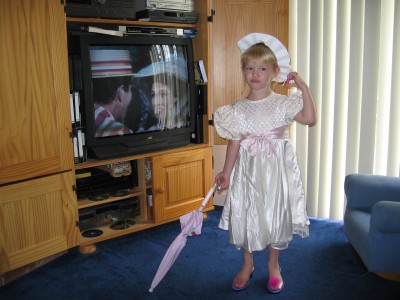 Sarah as Mary Poppins3