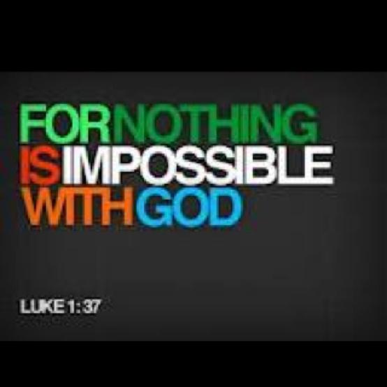 Praying an Impossible Prayer |