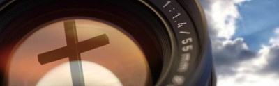 Focus on Christ lens
