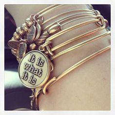 itiswhatitis bracelet